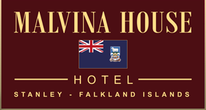 Falkland Islands hotel: The Malvina House Hotel in the Falkland Islands