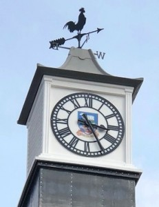 Clock tower website