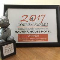Tourism award 2017