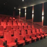 Seats full
